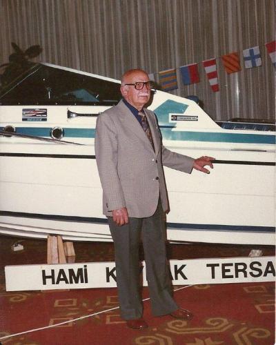 İlk Boat Show İnterteks -Sheraton Otel